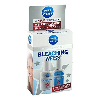 Pearl Weiss- Bleaching Weiss HOLLYWOOD